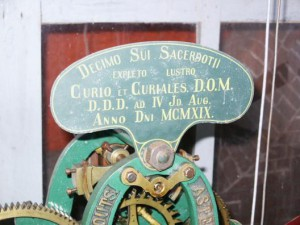 Blauwhuis uurwerk naambord1